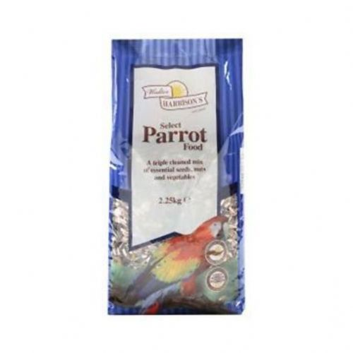 Harrisons Select Parrot Food 2.25Kg